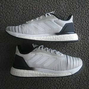Adidas Running Solar Drive Womens White Trainers S